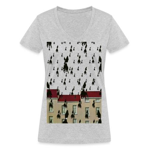 FullSquid - T-shirt bio col V Stanley & Stella Femme