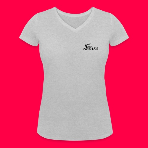 justfreaks - Frauen Bio-T-Shirt mit V-Ausschnitt von Stanley & Stella