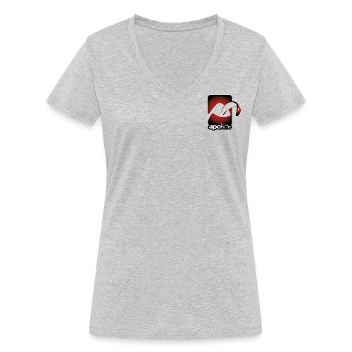 LOGO APG KIT - T-shirt bio col V Stanley & Stella Femme
