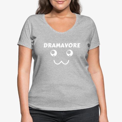 Dramavore - T-shirt bio col V Stanley & Stella Femme