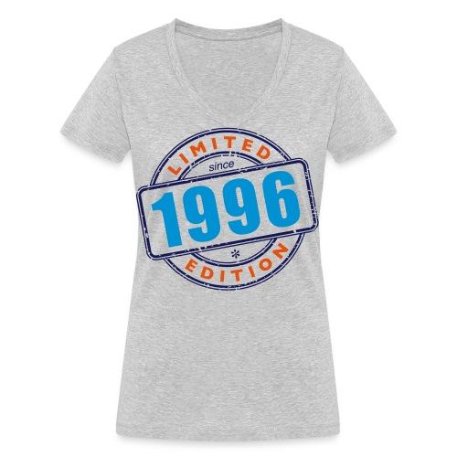 LIMITED EDITION SINCE 1996 - Frauen Bio-T-Shirt mit V-Ausschnitt von Stanley & Stella