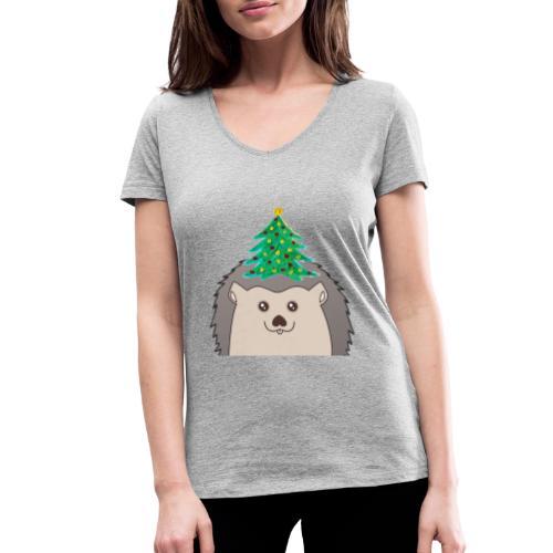 Hedtree - Frauen Bio-T-Shirt mit V-Ausschnitt von Stanley & Stella