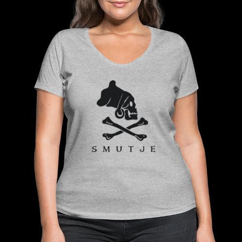 ~ Smutje ~ - Frauen Bio-T-Shirt mit V-Ausschnitt von Stanley & Stella