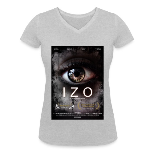 afficheIzo - T-shirt bio col V Stanley & Stella Femme