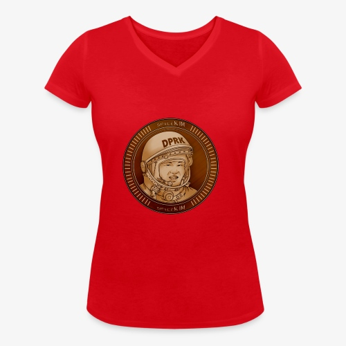 KIM Token - T-shirt bio col V Stanley & Stella Femme