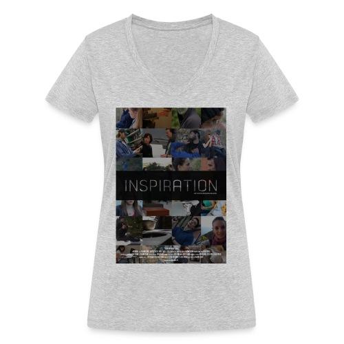 afficheInspiration - T-shirt bio col V Stanley & Stella Femme