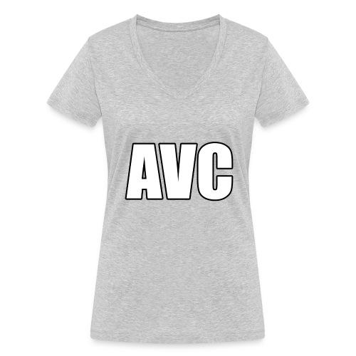 mer png - Vrouwen bio T-shirt met V-hals van Stanley & Stella