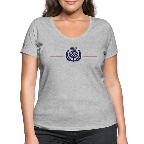 Regal - Women's Organic V-Neck T-Shirt by Stanley & Stella