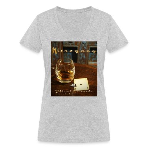 Whiskey-Shirt - Frauen Bio-T-Shirt mit V-Ausschnitt von Stanley & Stella