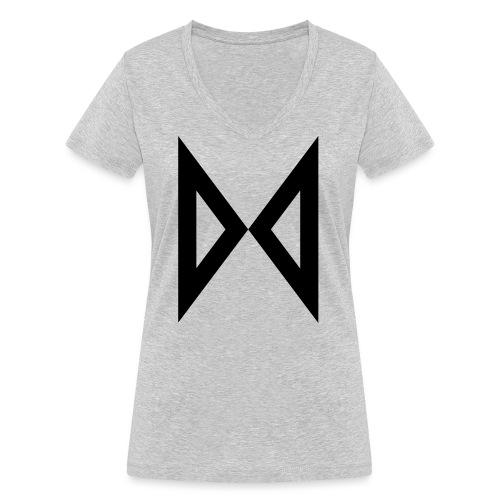 M - Women's Organic V-Neck T-Shirt by Stanley & Stella