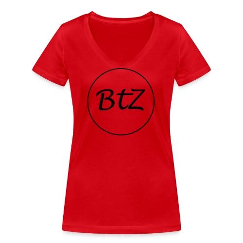 perfect png - Frauen Bio-T-Shirt mit V-Ausschnitt von Stanley & Stella