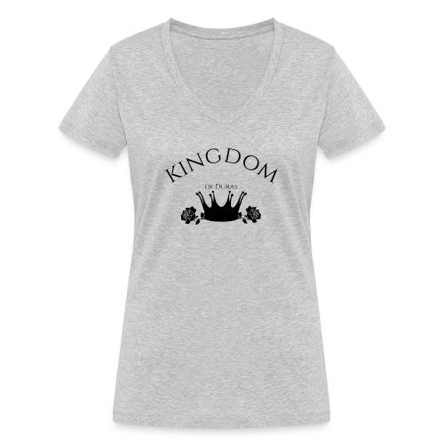 Kingdom of Duras - T-shirt bio col V Stanley & Stella Femme