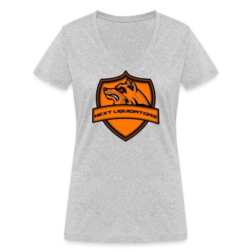 Next Liquidators iphone wallpaper png - Vrouwen bio T-shirt met V-hals van Stanley & Stella
