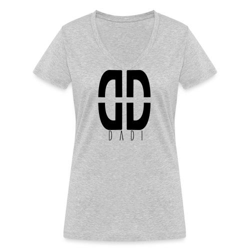 dadi logo png - Frauen Bio-T-Shirt mit V-Ausschnitt von Stanley & Stella