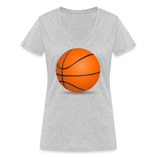 Boll - Ekologisk T-shirt med V-ringning dam från Stanley & Stella