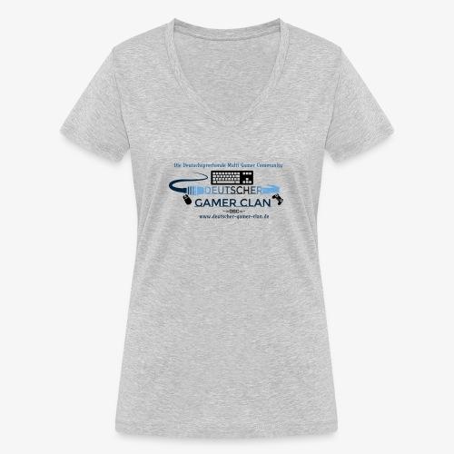 e633c30e a5c1 4d2d 8d0b 82a1bdb540b7neu grossneuer - Frauen Bio-T-Shirt mit V-Ausschnitt von Stanley & Stella