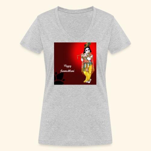 IMG 20190111 083455 - Vrouwen bio T-shirt met V-hals van Stanley & Stella