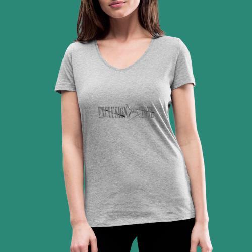 EXCLUSION ZONE - Frauen Bio-T-Shirt mit V-Ausschnitt von Stanley & Stella