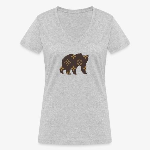 alouci x lv - Ekologisk T-shirt med V-ringning dam från Stanley & Stella