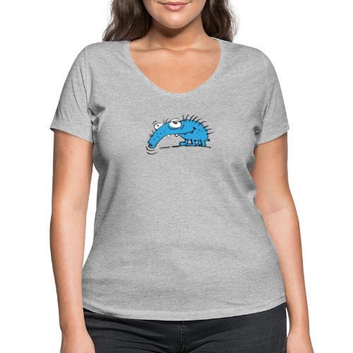 Rüsselkäfer - Frauen Bio-T-Shirt mit V-Ausschnitt von Stanley & Stella
