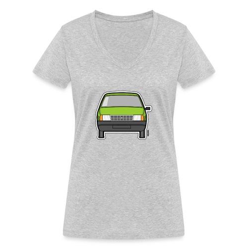 y10 - T-shirt ecologica da donna con scollo a V di Stanley & Stella
