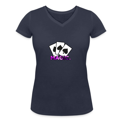 Magic! - Women's Organic V-Neck T-Shirt by Stanley & Stella
