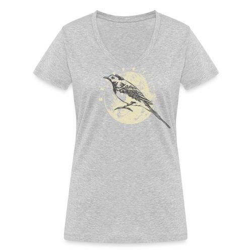 Respect bergeronnette - T-shirt bio col V Stanley & Stella Femme