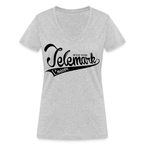 2017 Telemark- Cola-Vintage - T-shirt bio col V Stanley & Stella Femme