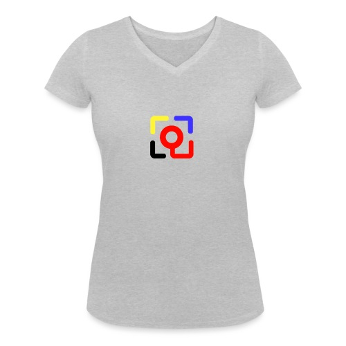 MONDRIAN - T-shirt bio col V Stanley & Stella Femme