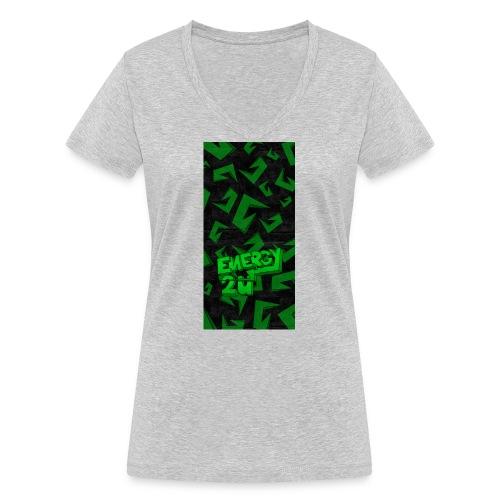 hoesje - Vrouwen bio T-shirt met V-hals van Stanley & Stella