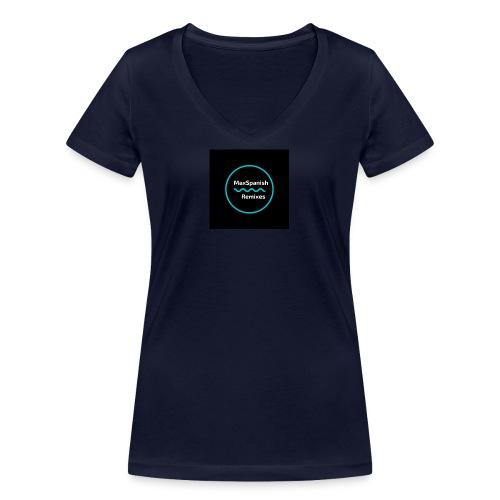 MaxSpanish - Vrouwen bio T-shirt met V-hals van Stanley & Stella