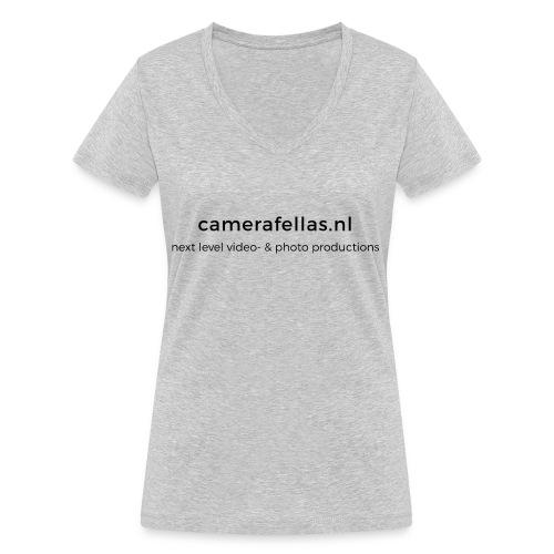 back 3 png - Vrouwen bio T-shirt met V-hals van Stanley & Stella