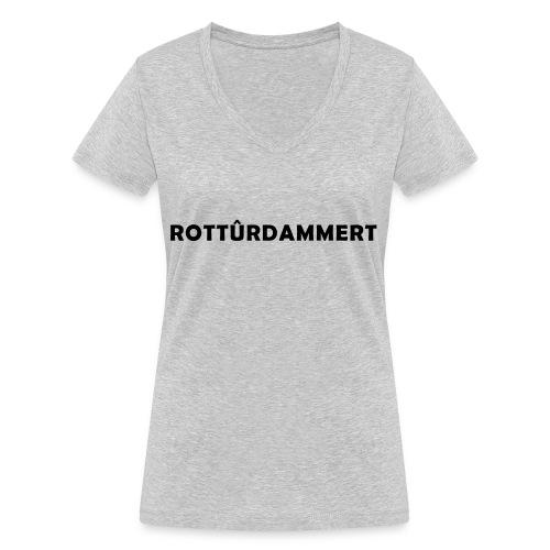 Rotturdammert - Vrouwen bio T-shirt met V-hals van Stanley & Stella