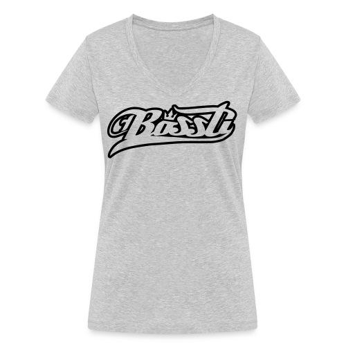 Bossti Hoodie - Frauen Bio-T-Shirt mit V-Ausschnitt von Stanley & Stella