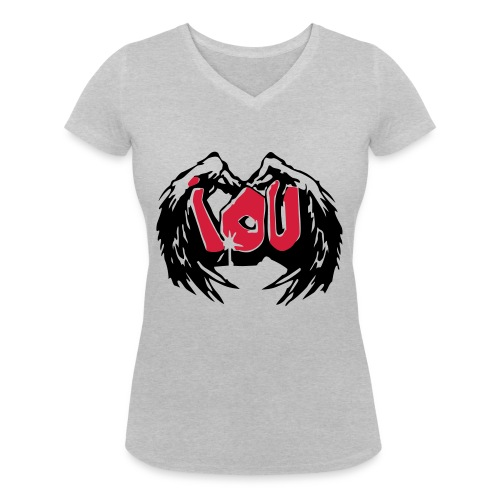 IOU - I owe you - Frauen Bio-T-Shirt mit V-Ausschnitt von Stanley & Stella