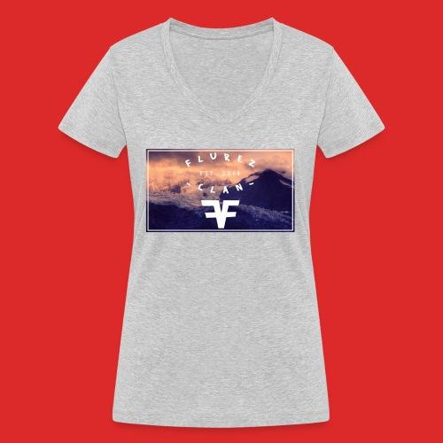 Männer Pullover & Hoodies - Frauen Bio-T-Shirt mit V-Ausschnitt von Stanley & Stella