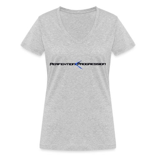 perfektion - Frauen Bio-T-Shirt mit V-Ausschnitt von Stanley & Stella
