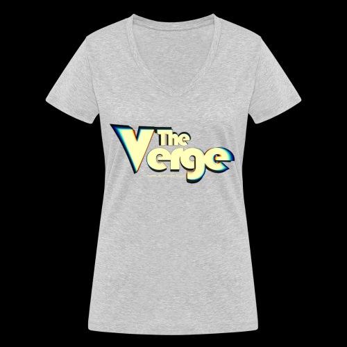 The Verge Vin - T-shirt bio col V Stanley & Stella Femme
