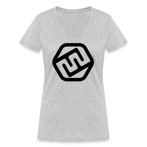 TshirtFFXD - Frauen Bio-T-Shirt mit V-Ausschnitt von Stanley & Stella
