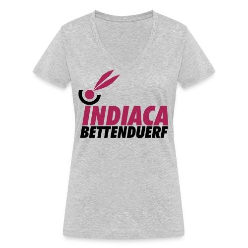 bettendorf - Frauen Bio-T-Shirt mit V-Ausschnitt von Stanley & Stella