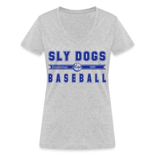 MSD0009 - Frauen Bio-T-Shirt mit V-Ausschnitt von Stanley & Stella