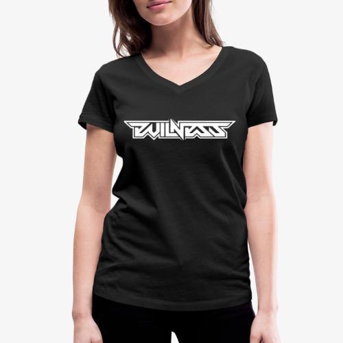 DJ Evilness - Frauen Bio-T-Shirt mit V-Ausschnitt von Stanley & Stella