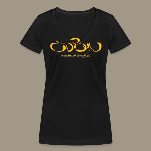 Edison 2018: A Medieval Demofeast T-SHIRTS & TOPS - Ekologisk T-shirt med V-ringning dam från Stanley & Stella