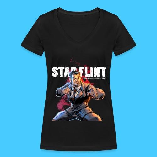 Draco Vargas 2 - T-shirt bio col V Stanley & Stella Femme