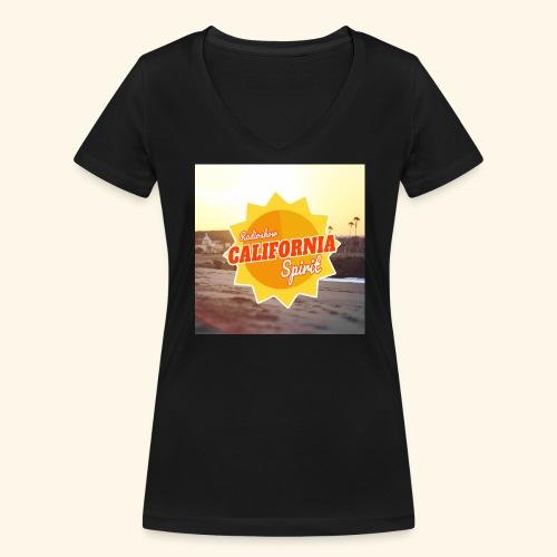 SunRise - T-shirt bio col V Stanley & Stella Femme