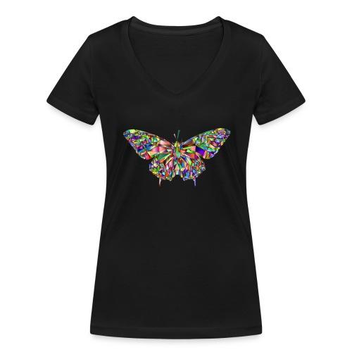 Betterfly Raibow - T-shirt bio col V Stanley & Stella Femme