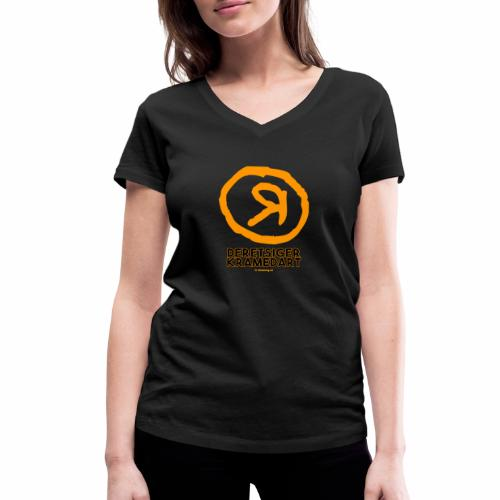 Kramedart - Vrouwen bio T-shirt met V-hals van Stanley & Stella