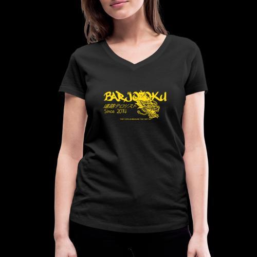 Dragonzoku - T-shirt bio col V Stanley & Stella Femme