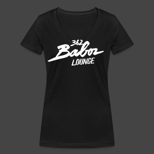 362-Baboz-LOUNGE - Frauen Bio-T-Shirt mit V-Ausschnitt von Stanley & Stella