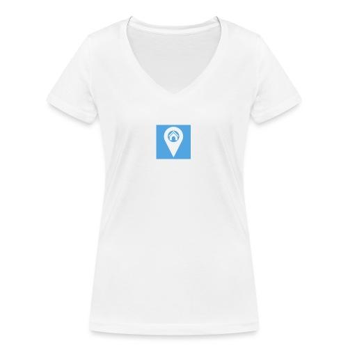 ms icon 310x310 - Økologisk Stanley & Stella T-shirt med V-udskæring til damer